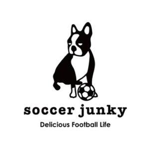 サッカージャンキーのブランドロゴ