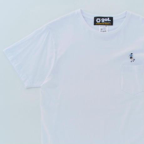 ポケットTシャツ:マラドーナ