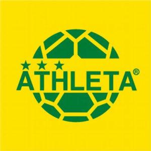 アスレタのブランドロゴ