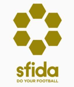 スフィーダのブランドロゴ