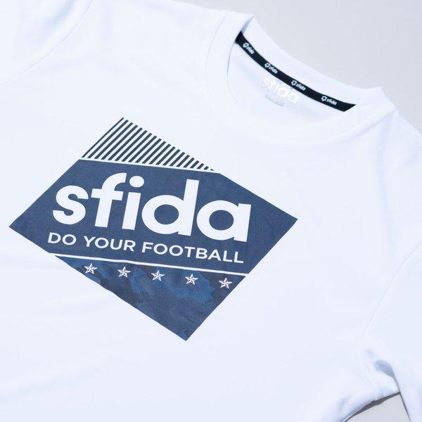 sfida スフィーダ 2019 春夏 スターカモプラTシャツ