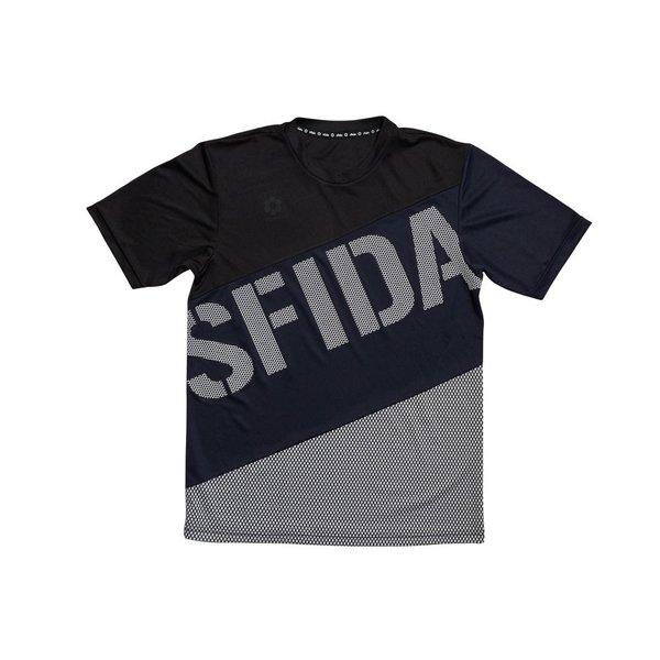 sfida スフィーダ 2019 春夏 ビッグロゴプラクティスシャツ