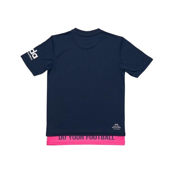 sfida スフィーダ 2019 春夏 フェイクレイヤードプラクティスシャツ