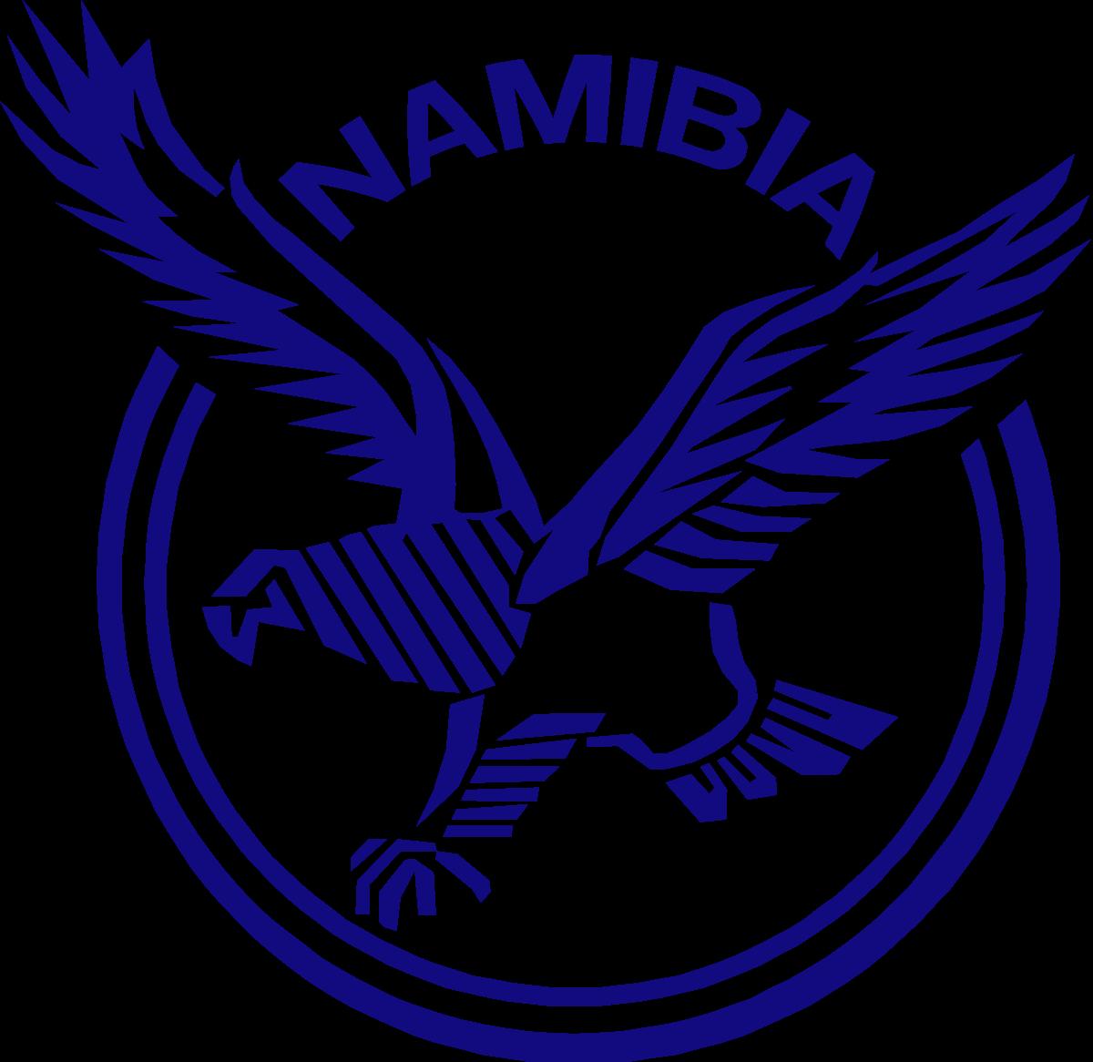 ナミビア「ウェルウィッチアス」のエンブレム