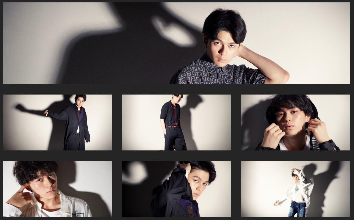 眞栄田豪敦(まえだごうどん)さんの公式サイトの写真