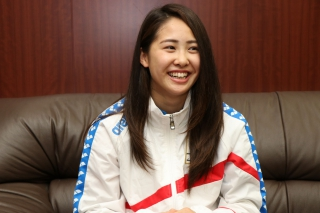 東京オリンピック水球女子に帆団代表候補野呂美咲季さんテレビ出演