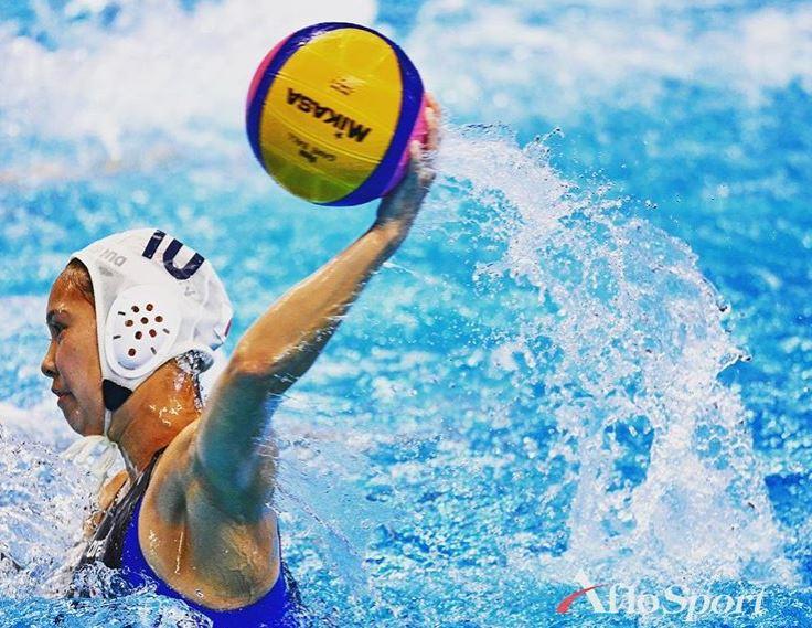 東京オリンピック水球女子日本代表候補野呂美咲季(のろみさき)