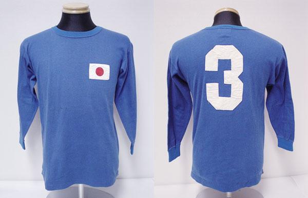 メキシコオリンピックのサッカー日本代表ユニフォーム