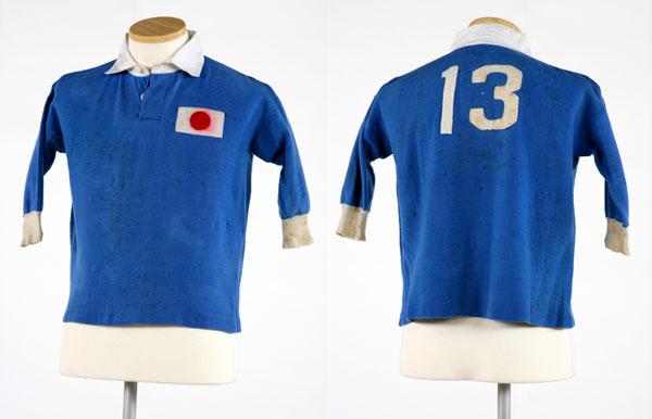 メルボルンオリンピックのサッカー日本代表ユニフォーム